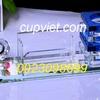 Sản xuất biểu trưng pha lê, bán cúp pha lê, cung cấp pha lê, làm pha lê màu