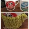 毛糸マグカップホルダーの検証実験