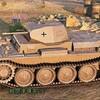 World of Tanks イベントで Pz.Kpfw. II Ausf. D を貰った。