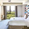【台北・ホテル】低価格で泊まれるスイートルーム!ダンディホテル 大安森林公園店