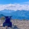 【山たび】久しぶりの北アルプス、薬師岳!