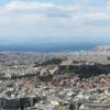 【アテネ(ギリシア)旅行】リカビトスの丘から、アテネ全景を見渡す!