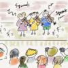 【46】本物の楽器を使うアメリカの小学校の音楽教育、全体発表会はひたすら忍耐の時間だったが・・・