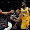 NBA awards 19-20