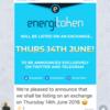 ついに明日エナジーマイン(Energi Mine)上場!