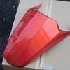 Ninja ZX-14Rのシングルシートカウルをキャンディバーントオレンジでペイント