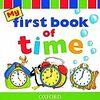 【英語絵本・多読・時間】「My First Book of Time」で、英語で時間の言い方を学び、その時間帯にすることも英語で読みます。