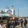 大人気の那珂湊おさかな市場でランチしました @茨城県ひたちなか市