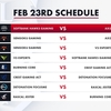 【LJL試合結果】LJL Spring 2020 Spring Week 6 Game Result
