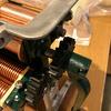 高陽式製麺機のハンドルはロール側についている!