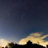 ふたご座流星群@速報写真載せたよ!@ウィルタネン彗星も映せたよ