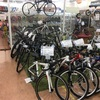 ジュニア自転車コーナー!