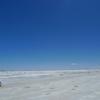 2011年 歓喜のウユニ塩湖走行 白銀の世界