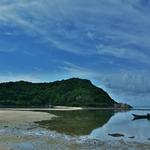 メイハード ビーチ(Mae Haad Beach)からマ島 Ko Maを眺める~パンガン島周遊ミンガラバ ロードトリップ(MINGALABA  Road Trip) Vol.3