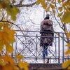肌寒い秋の午後、自己満ひとりファッションショー