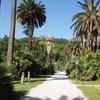 テレサテヴェレの植物園