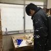 ハーブ鉢🌿のペンキ塗り