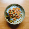 4/15(水)納豆ご飯