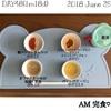 離乳食ごっくん期 DAY48