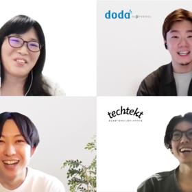 【doda×新規サービス デザイナー座談会 第2弾】 デザイン力を高めるために、こんな取り組みしています!