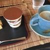 紫陽花鑑賞後の ケーキセット*東多田へ