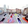 7月の屋上yoga