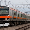 10/7 E231系0番台元マト118編成NN出場回送