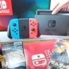 Nintendo Switchを1月遊んだ感想