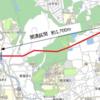 大阪府茨木市 山麓線(福井地区~安威地区間)の供用開始
