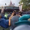 引き続き Disneylandで遊びまくる私たち