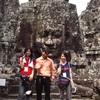 【カンボジア】テレビっ子だったおかげで10年ぶりの奇跡の再会を果たせた話。