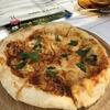 【今日の食卓】走水海岸の多国籍料理カフェ「かねよ食堂」でマグゲリータ・ピザがめちゃ旨