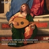 Italian Lute Virtuosi of the Renaissance / リンドベルイ (2016 SACD)