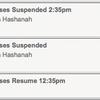 【アメリカ】ロシュ・ハシャナ(Rosh Hashanah)というわけで学校お休みです