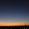 朝景色~その68『深紅に染まる』
