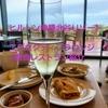ヒルトン沖縄北谷リゾート エグゼクティブラウンジと朝食レストラン紹介 コロナ禍でのカクテルタイムはロビーラウンジ「マール」にて