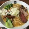 竹末東京Premiumで鶏ホタテそば(押上)