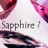 パパラチア・サファイア・・・:Padparacha Sapphire ?