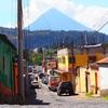 グアテマラの富士山ーボルカン サンタマリア