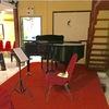 ベンズシアターで、オーボエ・ホルン・ピアノのトリオコンサートが開催