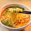 博多辛麺鶴商店をお取り寄せ!自宅で簡単につくれる通販の辛麺を調理&実食レポート