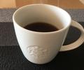スタバのマグカップ 1,050円(税別)を購入するということ。