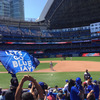 初めての大リーグ!Toronto Blue Jays VS New York Yankees