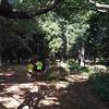 代々木公園10周