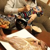 【生後3ヶ月17日】自宅でお食い初めをしました。