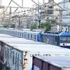 第1659列車 「 甲86 東京メトロ18000系(18103f)の甲種輸送を狙う 」