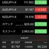 iPhoneの標準株価アプリがどうにも変で使えなくなってしまった