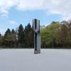 札幌芸術の森・野外美術館(1) 彫刻放浪:札幌→江別[第1日](1)