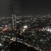 【実際に行った!】無料!都庁展望台の夜景が綺麗すぎた