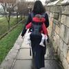 ⑤【1歳の娘と】イギリスのヨークへ年末子連れ旅行 ヨーク城壁をBaby bjornキャリアーで散策&ヨーク大聖堂